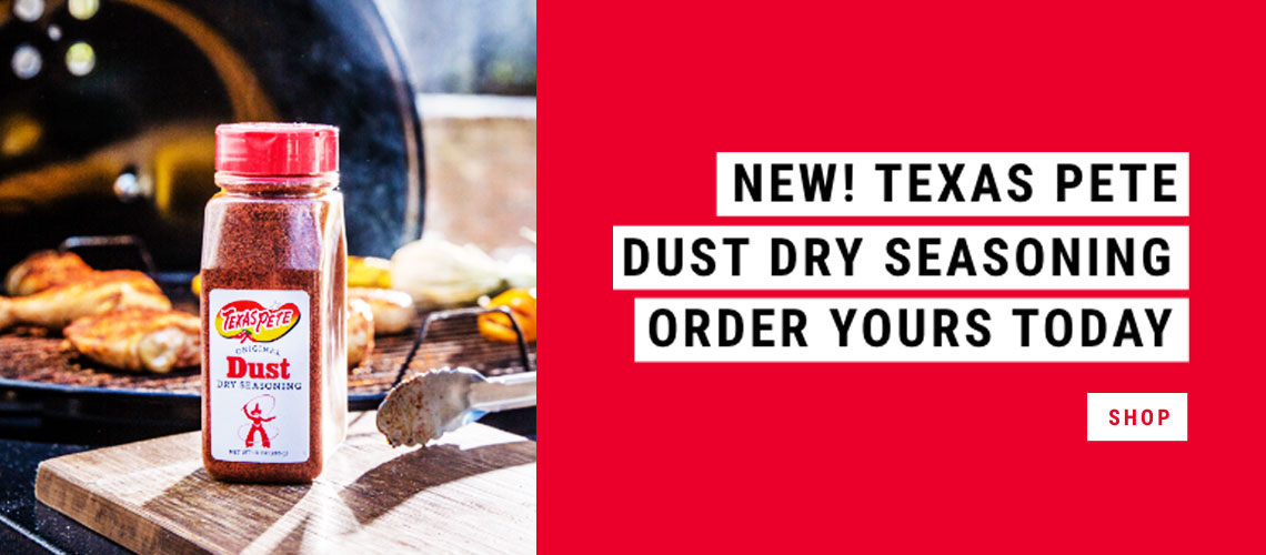 Order dry dust seasoning